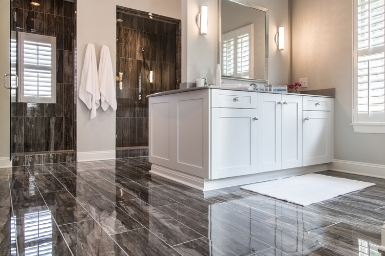 Master Bathroom - Newport II
