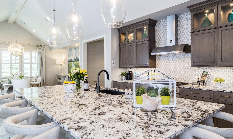 Santa Fe Floorplan Custom Home Design Charlotte Nc