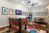 Game Room in Garage w/ Foosball, Pinball & Game Table