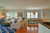 Great Room - Dining - Kitchen
