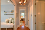 Hallway to Upper Twin and King Bedrooms