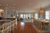 Kitchen - Dining - Great Room