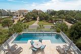 Pool/Ocean view from Roof Deck