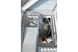 Sprial Stair from Roof Deck